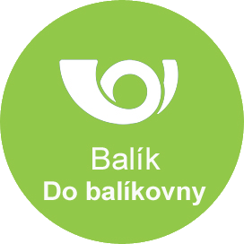 Balík Do balíkovny - Česká pošta